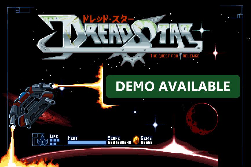 DreadStar demo